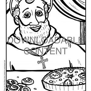 Downloadable Coloring Pages - Printable